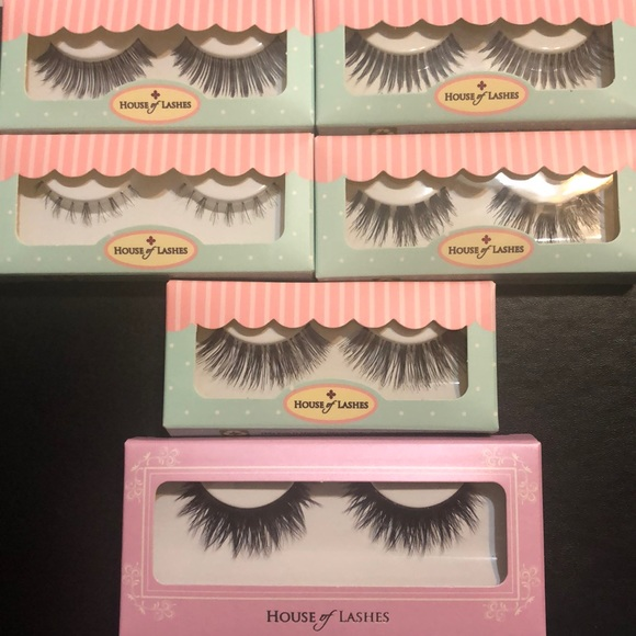 House of Lashes Other - House of Lashes Lash Bundle